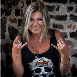 tílko dámské Metalshop - Black