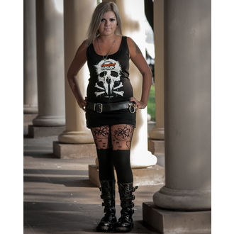 tílko dámské Metalshop - Black, METALSHOP