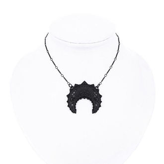 obojek RESTYLE - Henna Crescent Black, RESTYLE