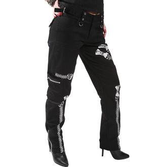 kalhoty dámské DEAD THREADS