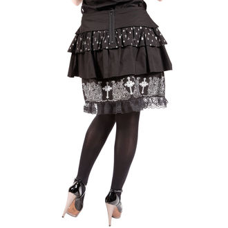 sukně dámská DEAD THREADS