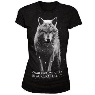 tričko dámské BLACK CRAFT - Lone Wolf - WT024LW