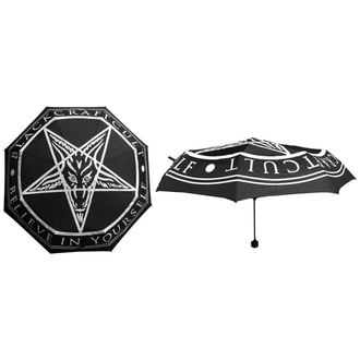 deštník BLACK CRAFT - Pentagram Umbrella, BLACK CRAFT