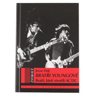 kniha AC/DC - Bratři Youngové - Bratři, kteří stvořili AC/DC, AC-DC