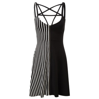 šaty dámské KILLSTAR - Sera Star Harness - KIL270