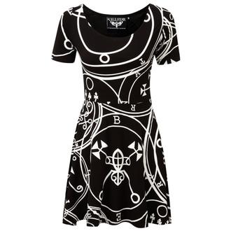 šaty dámské KILLSTAR - Sigil Skater - KIL275