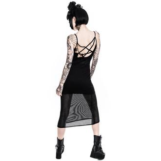 šaty dámské KILLSTAR - Dome Play Fifi Fux, KILLSTAR