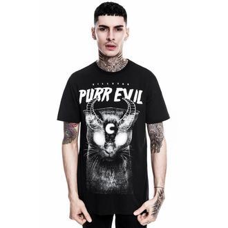 tričko pánské KILLSTAR - Purr Evil, KILLSTAR