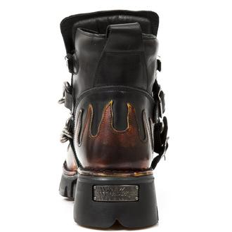 boty NEW ROCK - Itali Negro - Pilik Fuego - Reactor Negro