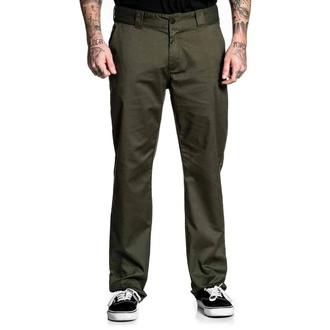 kalhoty pánské SULLEN - 925 - OLIVE, SULLEN