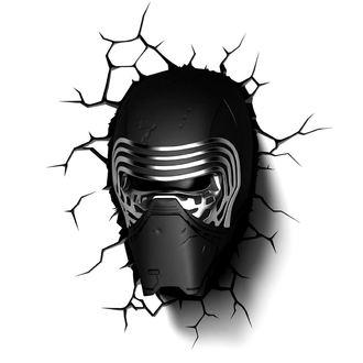 dekorace Star Wars - Episode VII 3D LED Light Kylo Ren