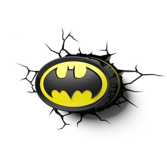 dekorace Batman - DC Comics 3D LED Light - 3DL0372