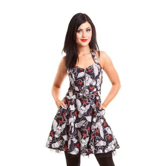 šaty dámské CUPCAKE CULT - Hunt - Black, CUPCAKE CULT