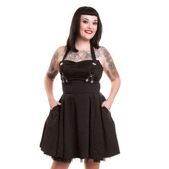 šaty dámské ROCKABELLA - Lilith - Black, ROCKABELLA