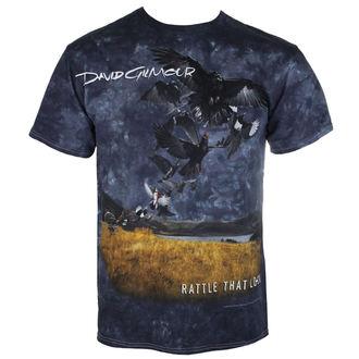 tričko pánské Pink Floyd - Rattle That Lock - LIQUID BLUE - 11806