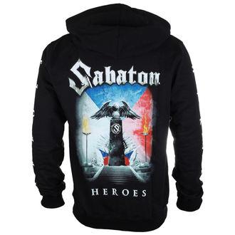 mikina pánská Sabaton - Heroes Czech republic - CARTON, CARTON, Sabaton