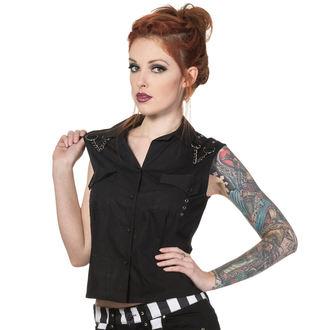košile dámská bez rukávů DEAD THREADS