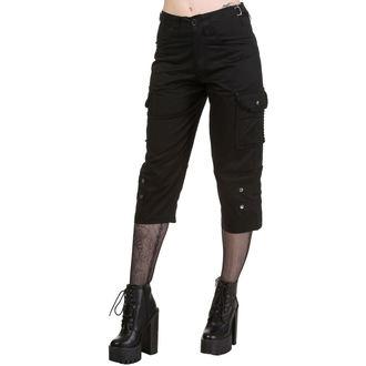 kalhoty dámské 3/4 DEAD THREADS, DEAD THREADS