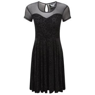 šaty dámské KILLSTAR - Burn Baby - Black