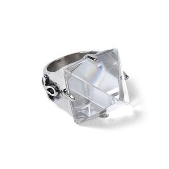 prsten KILLSTAR - Giza Pyramid - Silver, KILLSTAR