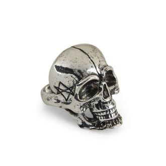 prsten KILLSTAR - Sigil Skull - Silver, KILLSTAR