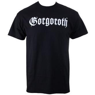 tričko pánské Gorgoroth - Utsoh 2011 - Black - SOULSELL, SOULSELL, Gorgoroth