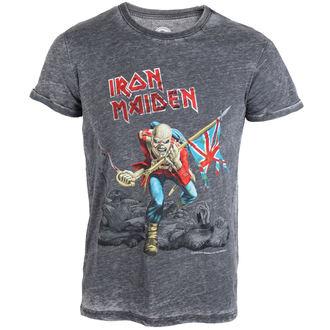 tričko pánské Iron Maiden - Trooper - ROCK OFF