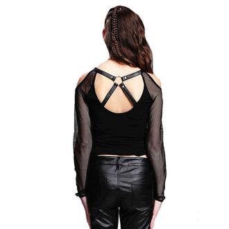tričko dámské s dlouhým rukávem DEVIL FASHION - Gothic Phoenix, DEVIL FASHION