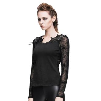 tričko dámské s dlouhým rukávem DEVIL FASHION - Gothic Dusk, DEVIL FASHION