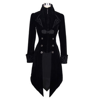 kabát dámský DEVIL FASHION - Gothic Maelstrom - DVCT02001