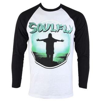 tričko pánské s dlouhým rukávem Soulfly - One Baseball - NUCLEAR BLAST, NUCLEAR BLAST, Soulfly