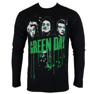 tričko pánské s dlouhým rukávem Green Day - Drips - ROCK OFF, ROCK OFF, Green Day