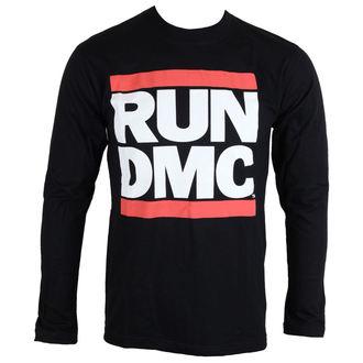 tričko pánské s dlouhým rukávem Run-D.M.C. - Logo - ROCK OFF, ROCK OFF, Run-D.M.C.