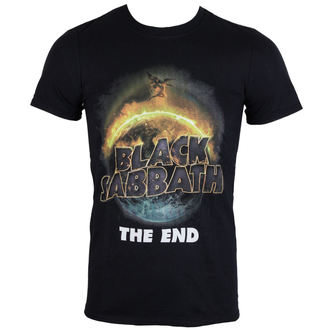 tričko pánské Black Sabbath - The End - ROCK OFF - BSTS20MB