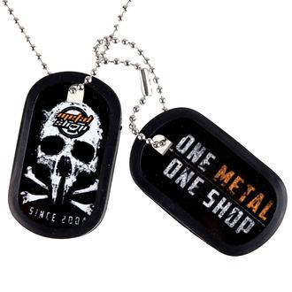 obojek (psí známka) Metalshop, METALSHOP