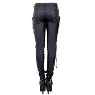 kalhoty dámské Devil Fashion - Gothic Alcina, DEVIL FASHION