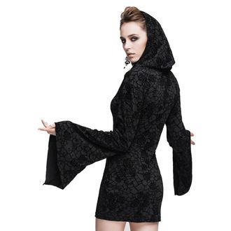 šaty dámské Devil Fashion - Gothic Salem Rose, DEVIL FASHION