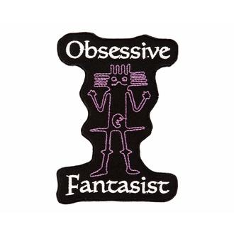 nášivka (nažehlovačka) DISTURBIA - Fantasist, DISTURBIA