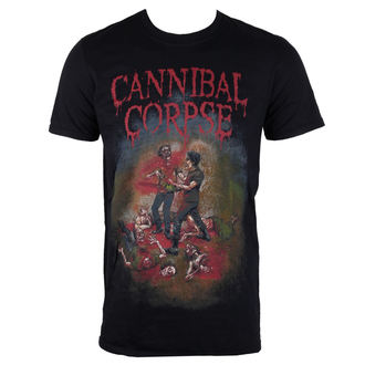tričko pánské Cannibal Corpse - Chainsaw - PLASTIC HEAD, PLASTIC HEAD, Cannibal Corpse