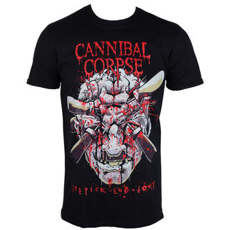 tričko pánské Cannibal Corpse - Ice Pick Lobotomy - PLASTIC HEAD, PLASTIC HEAD, Cannibal Corpse