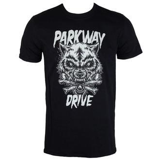 tričko pánské Parkway Drive - Wolf & Bones - PLASTIC HEAD, PLASTIC HEAD, Parkway Drive