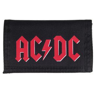 peněženka AC/DC - Logo - PLASTIC HEAD, PLASTIC HEAD, AC-DC