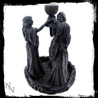 dekorace (svícen) Mother Maiden & Crone Backflow - NENOW, Nemesis now