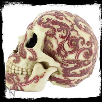dekorace Oriental Skull - NENOW, Nemesis now