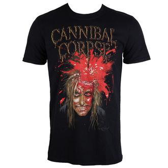 tričko pánské CANNIBAL CORPSE - IMPACT SPATTER - PLASTIC HEAD, PLASTIC HEAD, Cannibal Corpse
