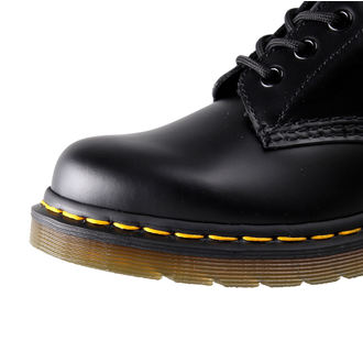 boty Dr. Martens - 8 dírkové - Smooth Black - 1460