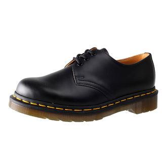 boty Dr. Martens - 3 dírkové - Black Smooth - 1461 59
