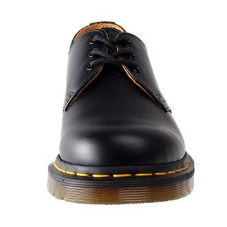 boty Dr. Martens - 3 dírkové - Black Smooth, Dr. Martens