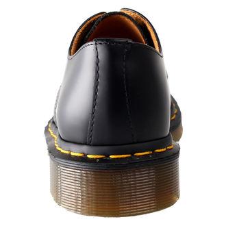 boty Dr. Martens - 3 dírkové - Black Smooth