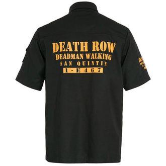košile pánská JAWBREAKER - Black, JAWBREAKER